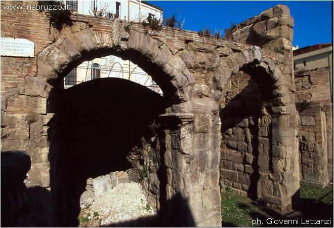 Teramo, il teatro romano