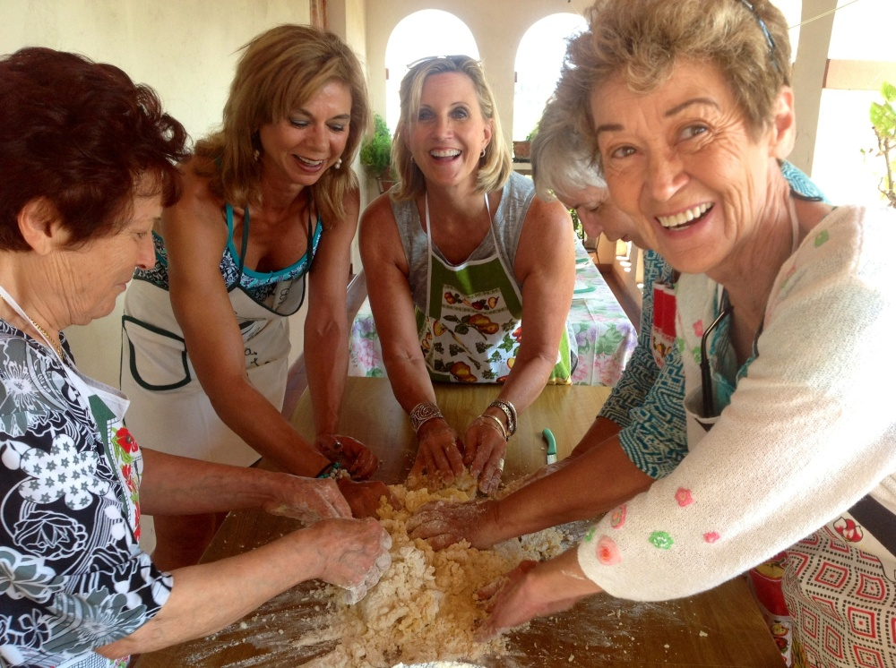 Cooking lesson in Abruzzo with Maple&Saffron
