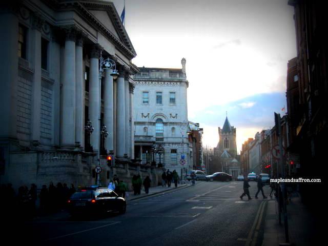 along Dublin streets 2