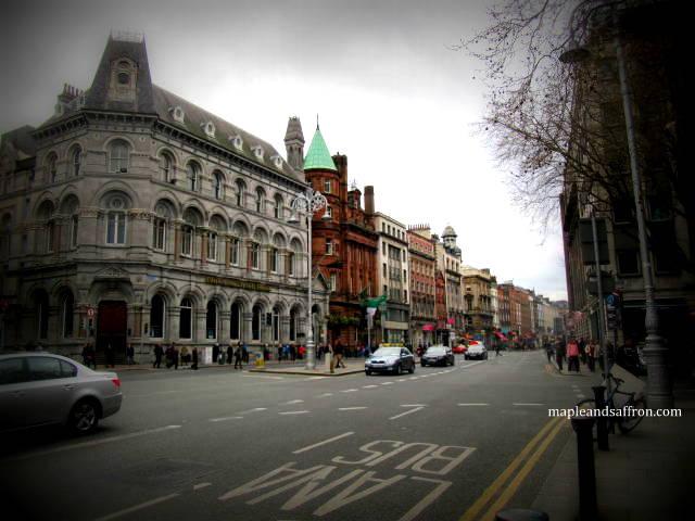 along Dublin streets 3