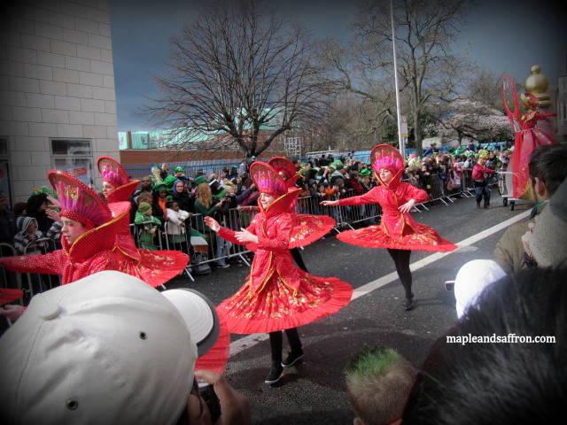 S.Patrick parade 3