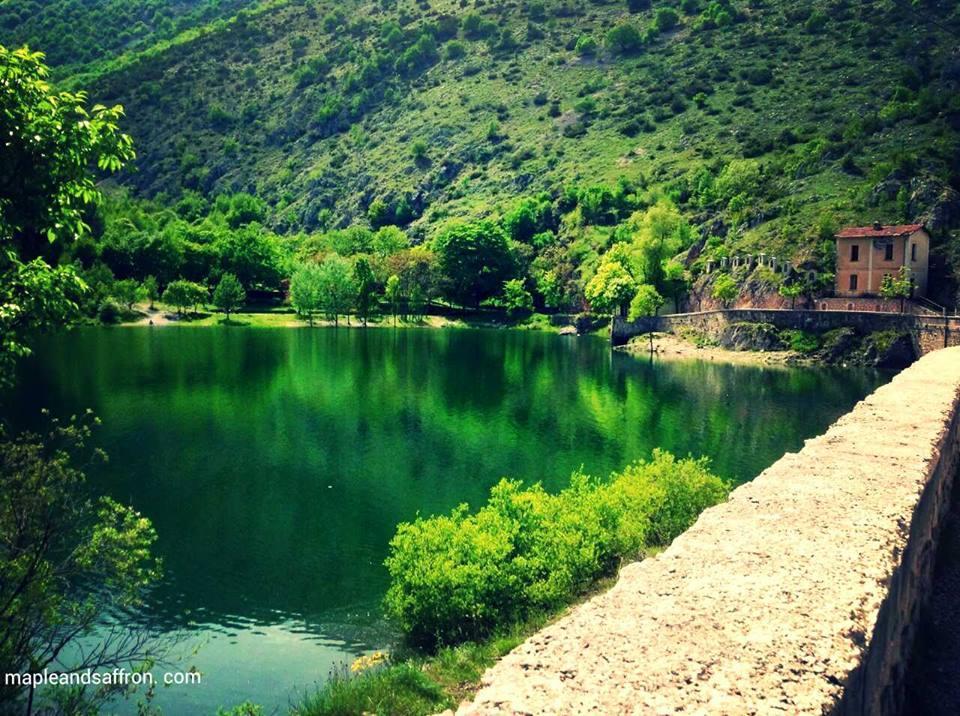 San Domenico Lake