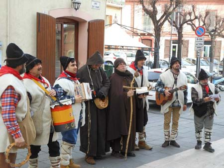 Saint Anthony's celebrations in Abruzzo