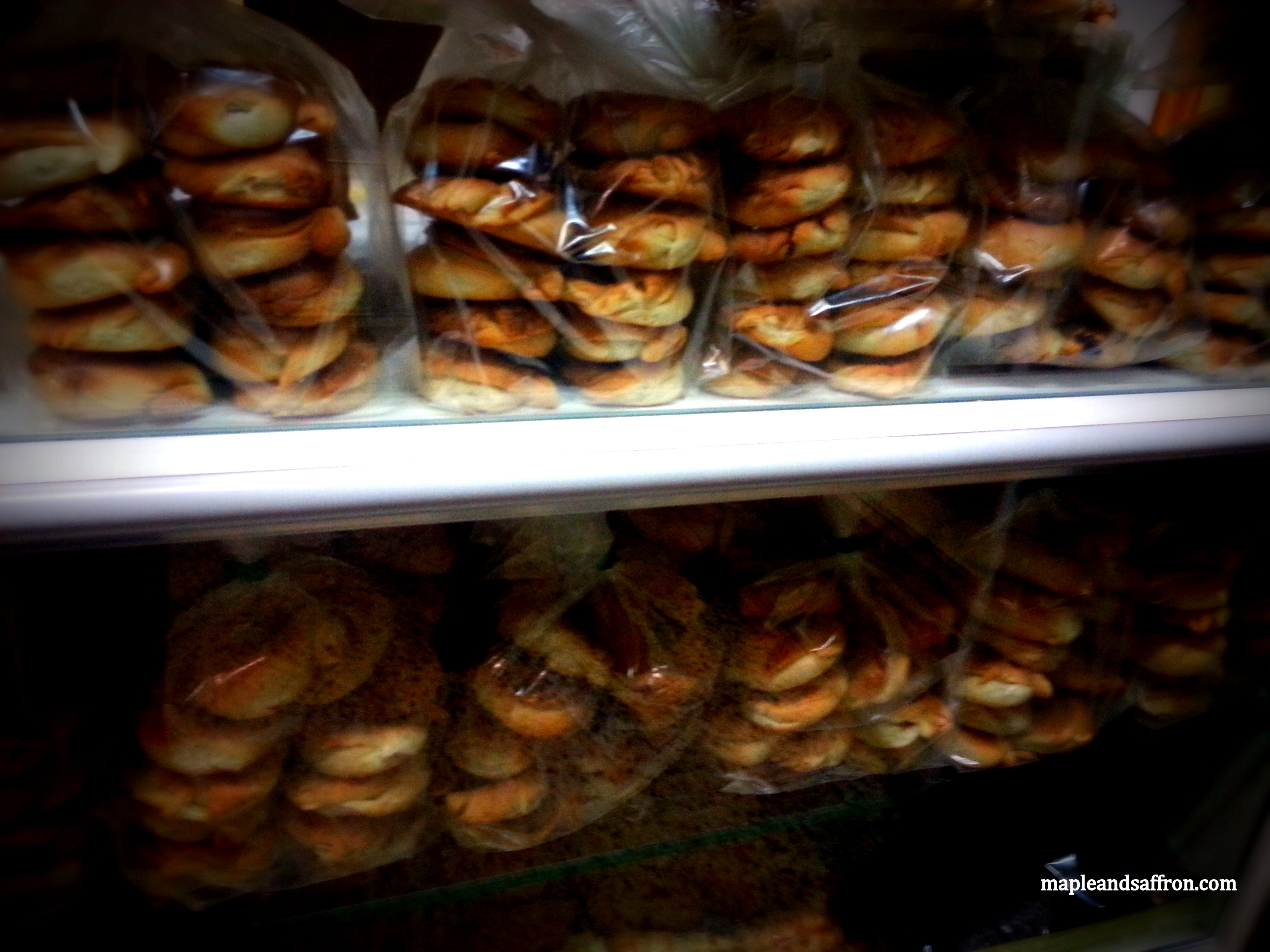 Li cellitte to buy at a local forno