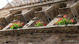 Spello - beautiful balconies