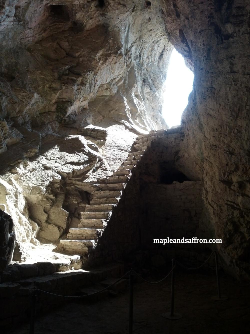 MapleandSaffron Abruzzo tours hermitage