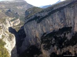 Verdon - Canyon view