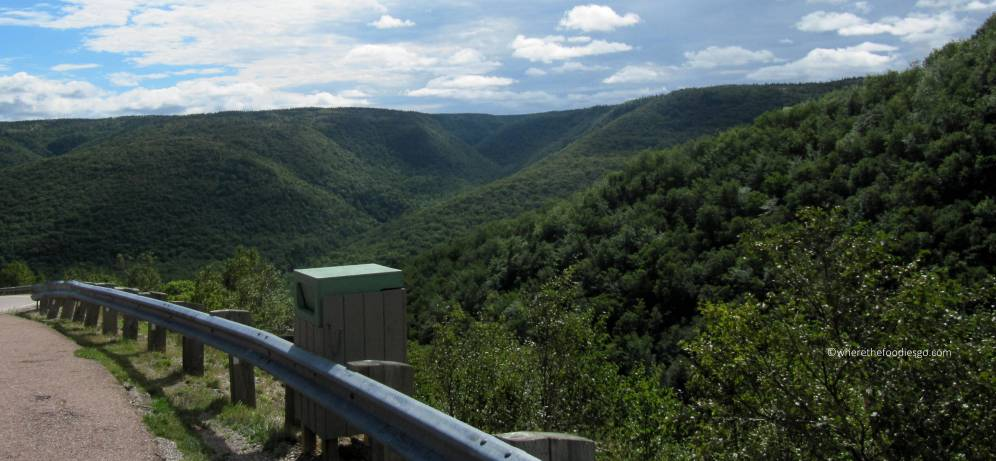 CABOT TRAIL66 - where the foodies go