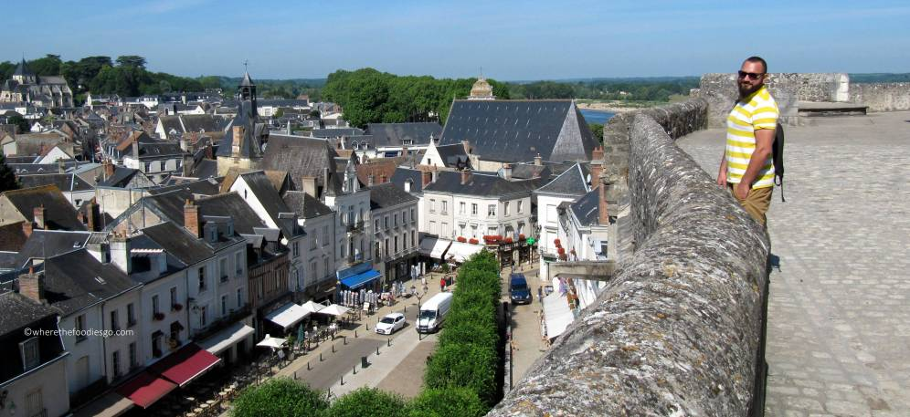 Amboise castle - where the foodies go10