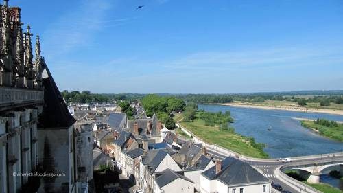 Amboise castle - where the foodies go39