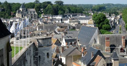 Amboise castle - where the foodies go42