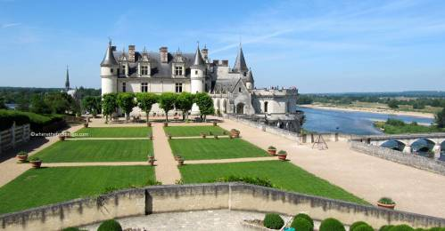 Amboise castle - where the foodies go56