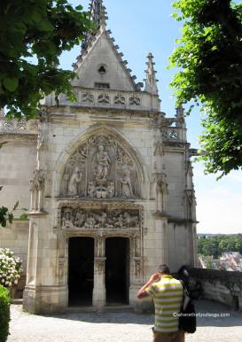 Amboise castle - where the foodies go66