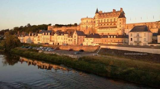 Amboise castle - where the foodies go89