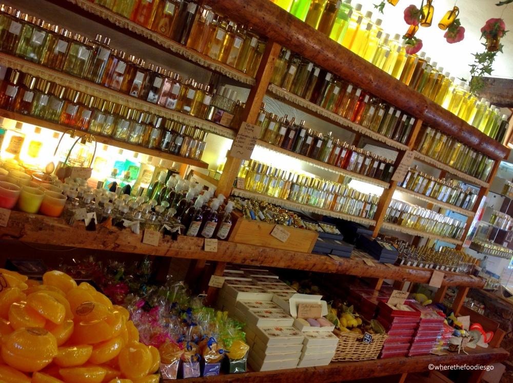 GOURDON original shops - wherethefoodiesgo