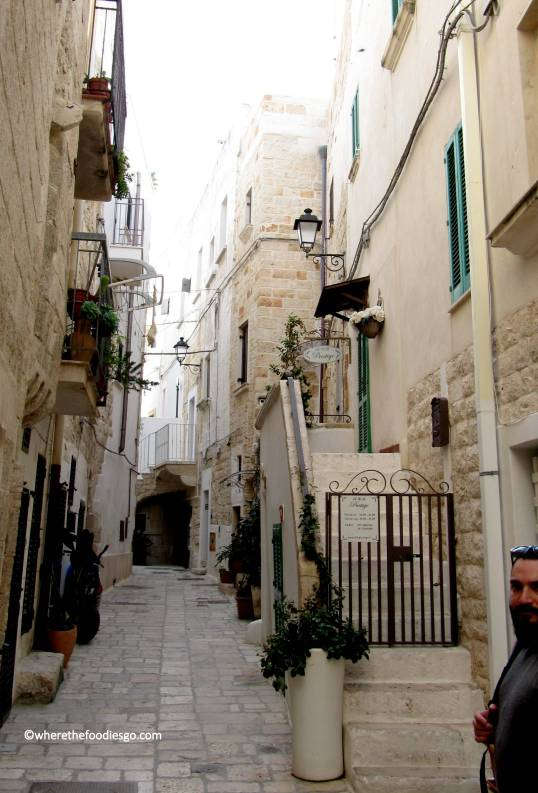 polignano a mare - where the foodies go7